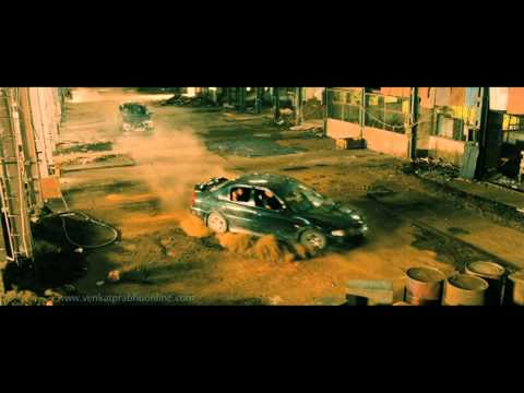 MANKATHA OFFICIAL TRAILER - HD