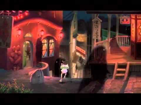 Spirited Away Trailer HD