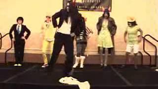 Homestuck Centaur Style--Gangnam Style dance skit--Encounters Con 2012