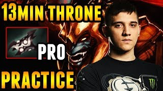Huskar Pro Gameplay - Arteezy Mid Lane Practice - Armlet Toggle Fastest Game - EG New Roster Dota 2