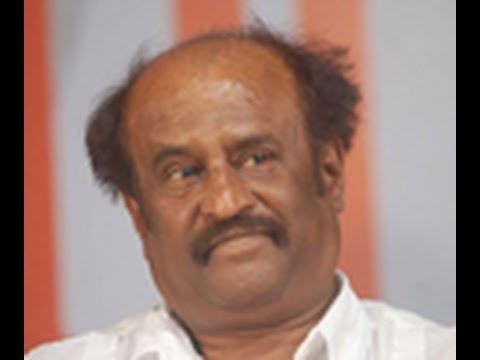 Rajini public appearance photo released