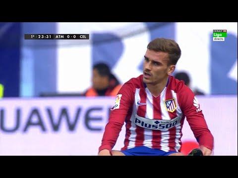 Antoine Griezmann vs Celta de Vigo Home (14/05/2016) 720p HD By CROSE