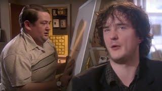 Fever | Black Books | Series 2 Episode 2 | Dead Parrot