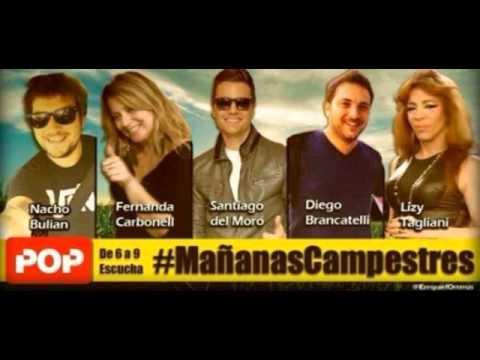 Pop Radio (Mañanas campestres) Radio Trapo !!