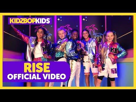 KIDZ BOP Kids - Rise (Official Video) [KIDZ BOP 2019]
