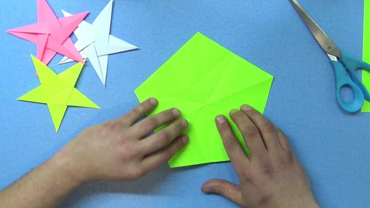Бумажные пакеты своими руками (простой способ без разметки и линейки)