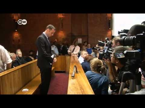 Oscar Pistorius in the dock | Journal