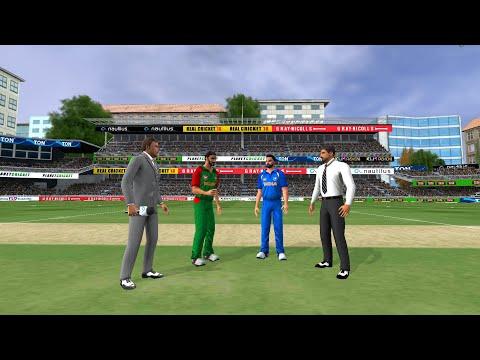 (REAL CRICKET18) India vs Bangladesh T20 MATCH LIVE 2018