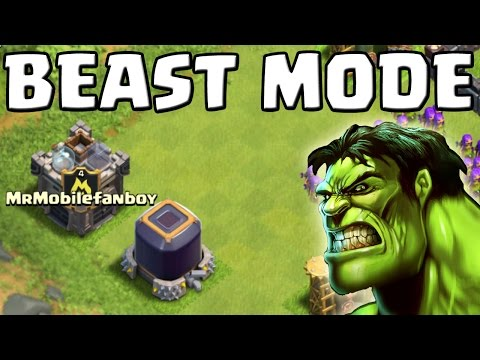 [facecam] BEASTMODE - ON || CLASH OF CLANS || Let's Play CoC [Deutsch/German HD Android iOS]