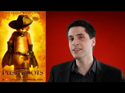 Puss in Boots movie review