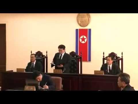 North Korea given 6 years hard labor 22  to usa man