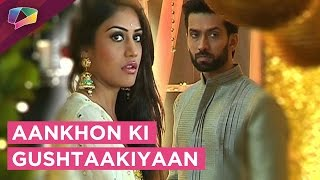 Shivaay and Anika's silent romance in Ishqbaaz