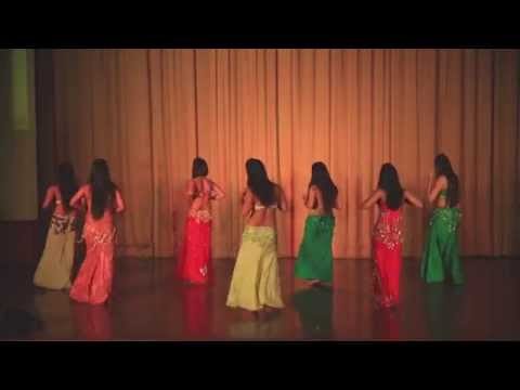 Banjara School Of Dance- Pehla Pehla Pyaar Hai- Raqs Sharqi(indian Tarab) video