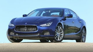 2018 Maserati Ghibli Sports Sedan || AA TOP AUTO