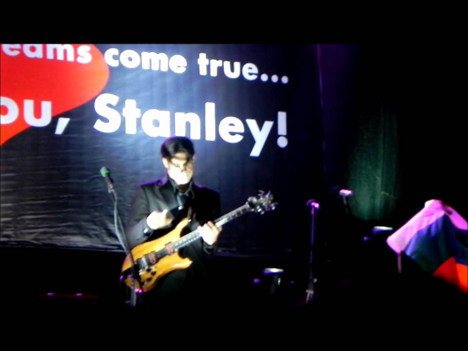 STANLEY JORDAN- Live in Bulgaria( Kazanlak ) - [2012]