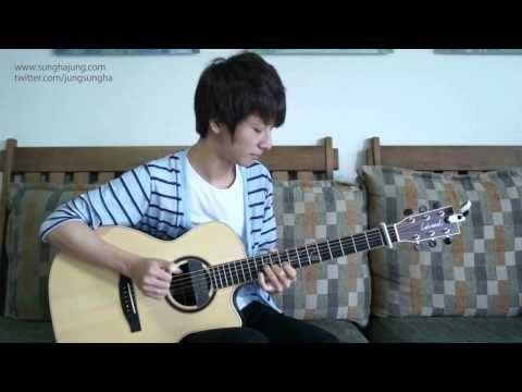 Sungha Jung - Good Time