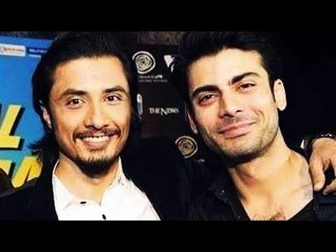 What Does Ali Zafar Think Of Fawad Khan? video