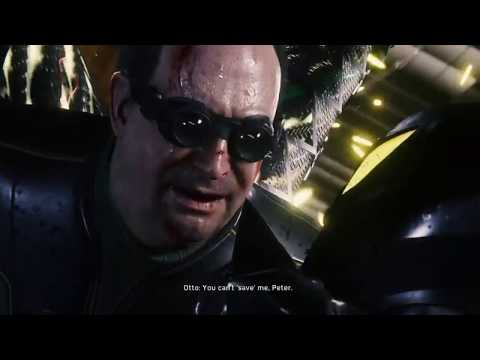 """""""You Say Run"""" Goes With Everything - Spider-Man PS4 Doctor Octopus Final Boss"""