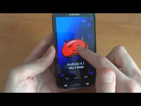 Android 4.1 Jelly Bean Port on the Samsung Galaxy S III - GT-I9300 - By TotallydubbedHD