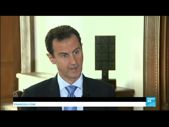 Syria: Assad says Donald Trump could be a potential ally in fight against islamic state group