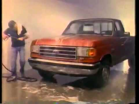 1989 Ford F-150 Commercial