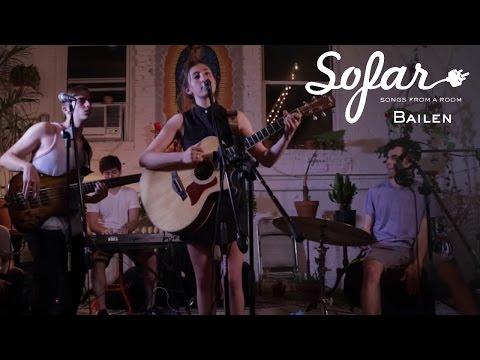 Bailen - Stand Me Up  Sofar NYC