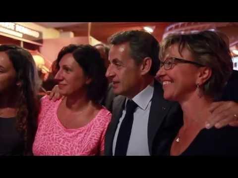 Nicolas Sarkozy à Brumath - 9 juillet 2016