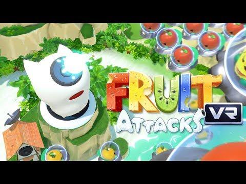 나날이 스튜디오의 VR 게임 후르츠어택 VR(Fruit Attacks VR)이 1월 26일 스팀 얼리 액세스를 통해 출시된다. 후르츠어택 VR은 과일을 잡아먹는 지구인들에게 분노한 과일 외계인들이 지구를 침공하자 이에 맞설 유일한 무기인 스피커 로봇의 음파를 이용해 지구를 지킨다는 내용의 캐주얼 디펜스 VR 게임이다.