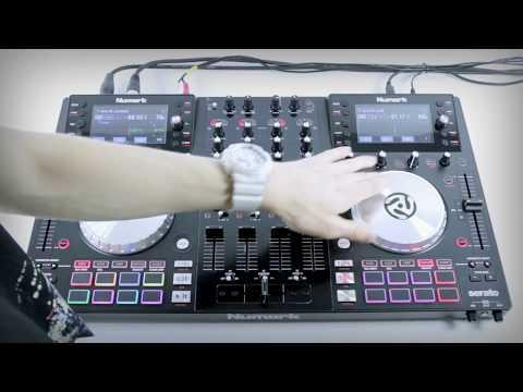 Numark NV / Serato Performance by DJ Faibo X
