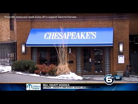 Restaurant Week at Chesapeake's and Copper Cellar - WATE (ABC) News