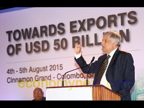Sri Lanka Economic Summit 2015