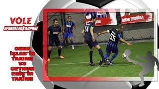 Vole Efsaneler Kupası | Cenk İşler'in Takımı vs. Ceyhun Eriş'in Takımı