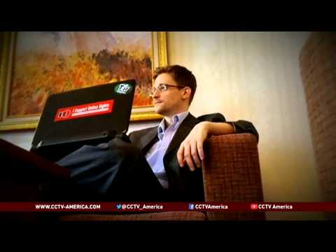 Snowden Says He Was a Trained Spy