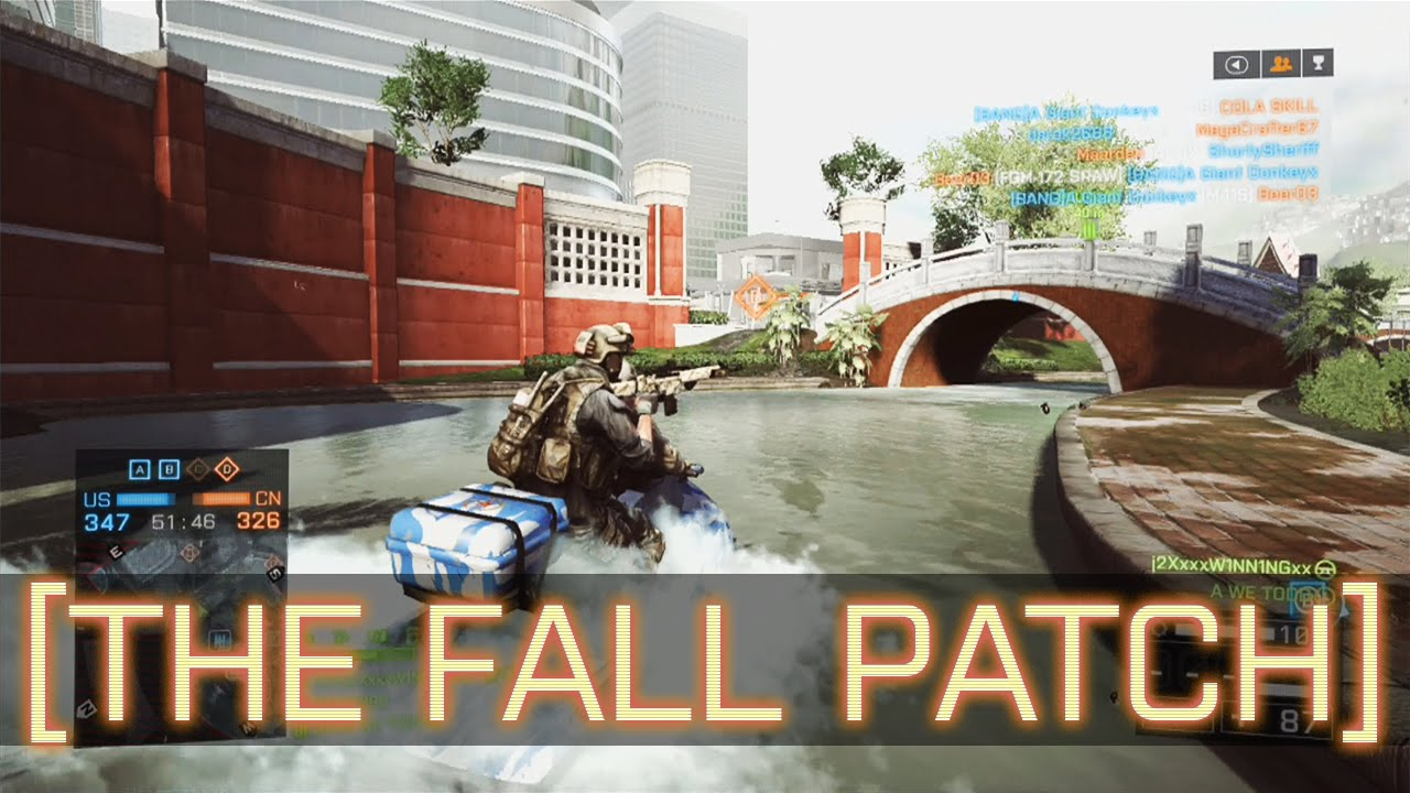 Bf4 patch xbox 360