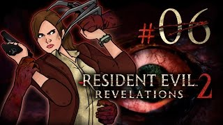 Resident Evil Revelations 2 Cap 2 Pt 1 (El Regreso De Moira)