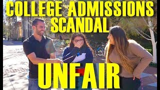 USC Students React To College Admissions Scandal