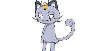 Litten VS Meowth