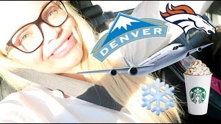 MY FIRST TIME IN DENVER, COLORADO!