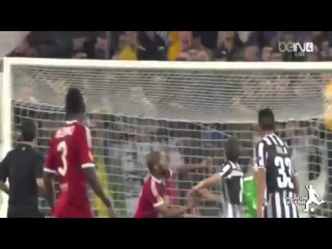 Juventus vs Lyon 2 : 1 2014  Europa League 2014