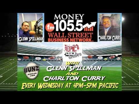 Epic News Sports radio show 12 2 15