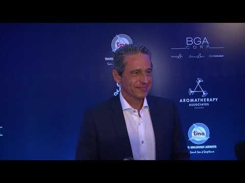 Andreas Metaxas, chief executive, Santo Maris Oia Luxury Spa