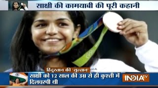 Rio Olympics: How Wrestler Sakshi Malik Becomes 'Sultan' After Winning Olympics Medal