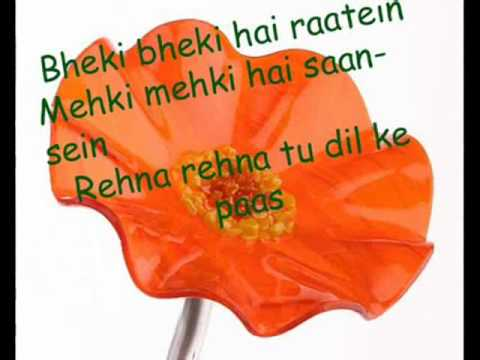 meri pehli mohabbat hai ... with lyrics