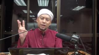 07-02-2017 Ustaz Ahmad Jailani_ Tajuk: Gila Meroyan - Islam & Sains