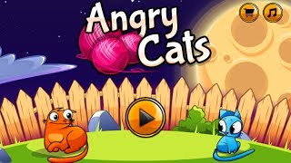 Angry Cat Android HD GamePlay