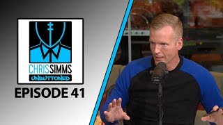 Aaron Rodgers drama, MVP bets & Top 40 QB Countdown | Chris Simms Unbuttoned (Ep. 41 FULL)