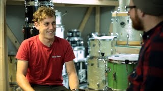 Kyle Fisher of The Dirty Nil | Drummer to Drummer