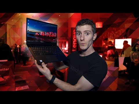 Lenovo Thinkpad X1 Carbon - 2018 Edition!!