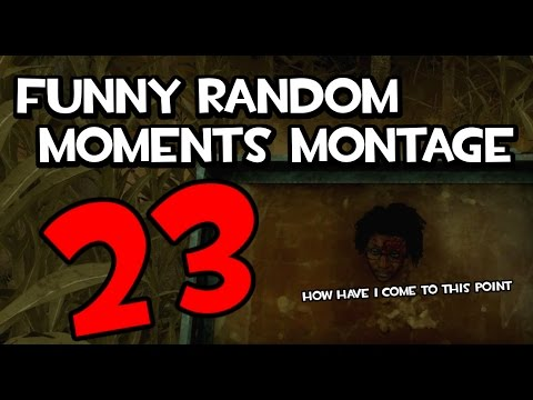 Dead by Daylight funny random moments montage 23
