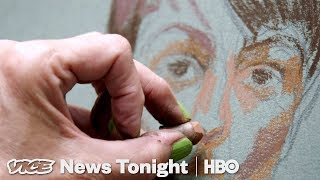Drawing El Chapo & White Male Terrorists: VICE News Tonight Full Episode (HBO)